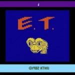 Anuncios navideños: E.T., desastreterrestre (Atari 2600)