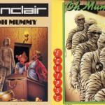 Retrovisión: Oh Mummy! ¡Una momia que habla!