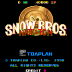 Retrovisión: Snow Bros