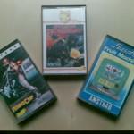 Ganga retro: cassettes Amstrad a 30 céntimos
