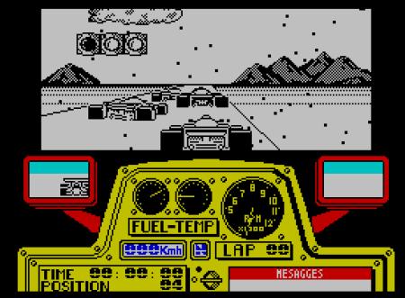 F1 GP Simulator