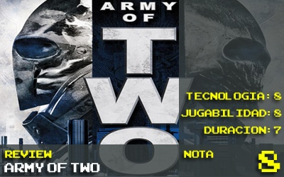 Nota Army of Two: 8