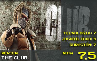 Nota The Club 7.5