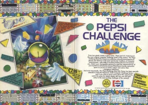 Anuncio Pepsi