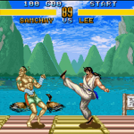 Diferencias: Fighter History vs Street Fighter II vs World Heroes 2