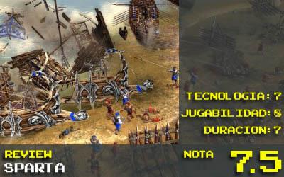 Nota Sparta 7.5