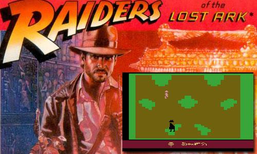 Indy Atari 2600