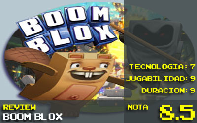 Nota Boom Blox: 8.5