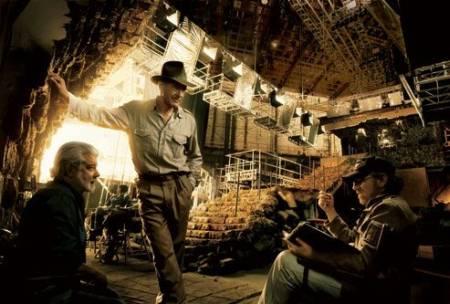 Indy & Spielberg