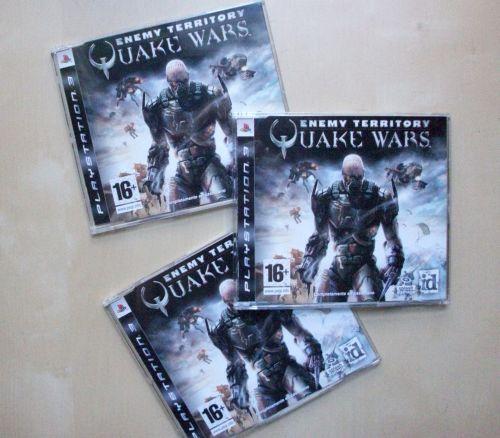Quake Wars Concurso