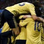 España 3 – Rusia 0: ¡¡Imparable!!