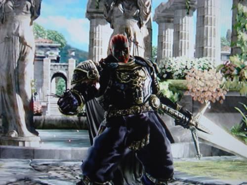 Ganondorf Soul Calibur IV