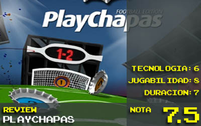 Play chapas nota: 7.5