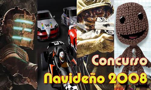 Concurso Navideño 2008