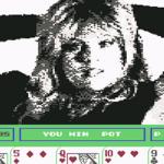 Videojuegos de Strip Poker, aquel borroso objeto de deseo