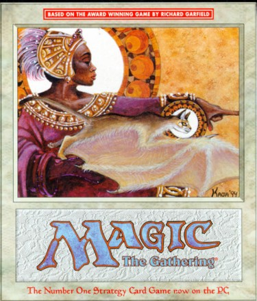 Magic the Gathering Microprose