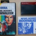 Pieza de RETROcoleccionista: Moonwalker, Master System