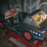 El coche fantástico, el genuino, en Madrid