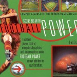 Más fútbol alternativo – Football Power de Gaelco