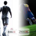 PES 2011 versus FIFA 11: Otro partido del siglo más
