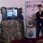Presentando Killzone 3 en FNAC Sevilla