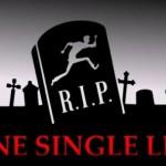 One Single Life o la osadía de emular la vida y la muerte