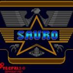 Sauro, un arcade matamarcianos español