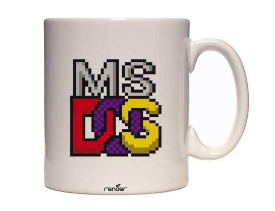 Treinta años de MS-DOS