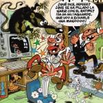 El cómic español en los ocho bits (I)