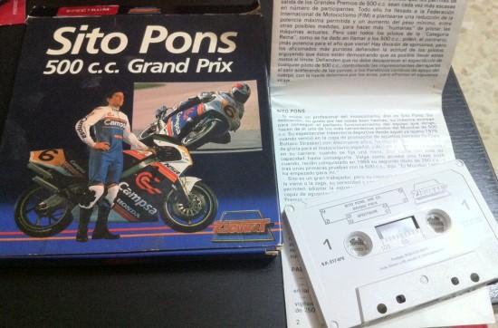 Sito Pons 500 cc