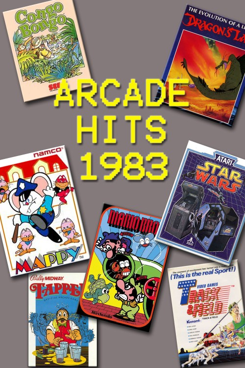 Arcade Hits 1983