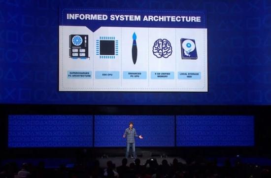 Presentando PS4