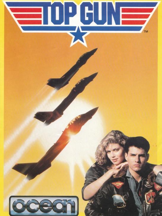 Top Gun Amstrad CPC