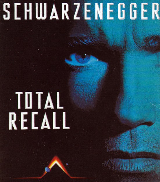 Ocean Software 1990 Total Recall