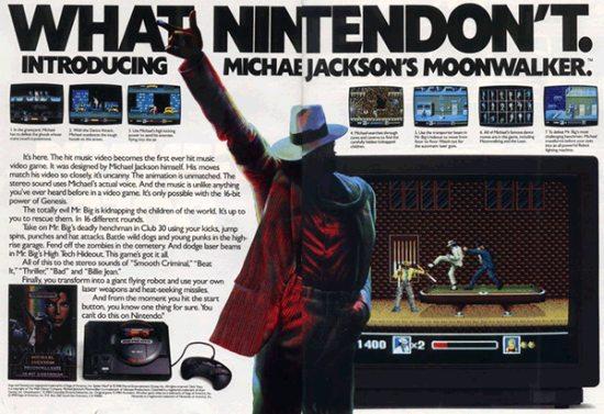 MoonWalker Nintendont