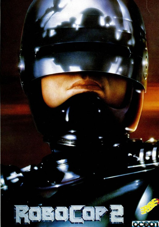 Ocean Software 1990 Robocop 2