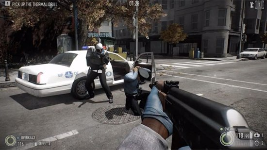 Review Payday 2