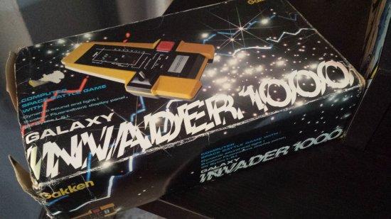 Invader 1000 Gakken