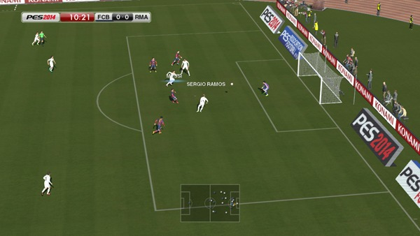 Review Pro Evolution Soccer 2014