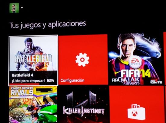 Opiniones sobre Xbox One