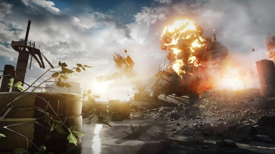 Review Battlefield 4 Xbox One