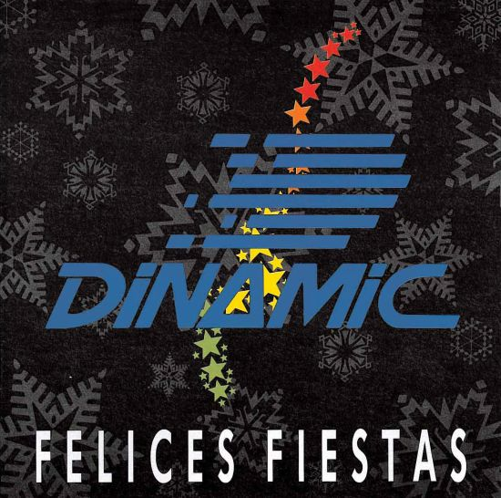 dinamic felices fiestas