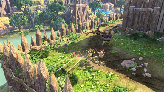 Review Knack Playstation 4