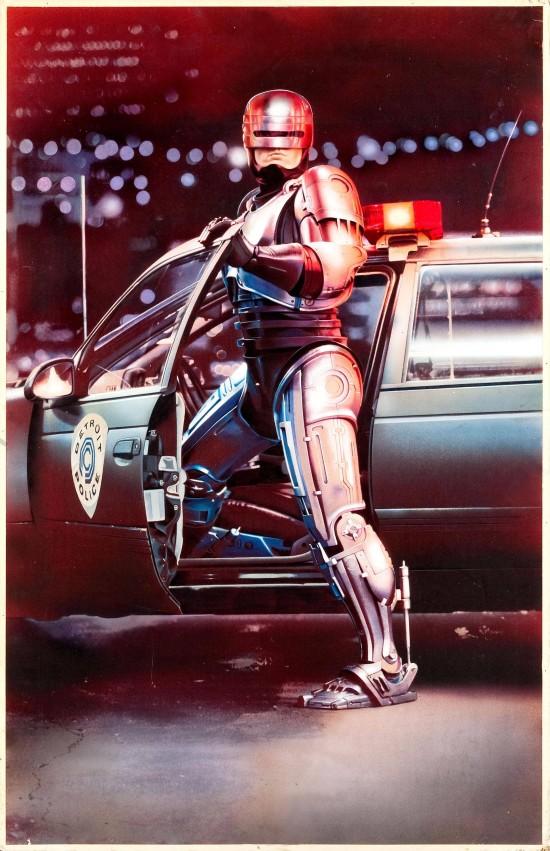 Crítica de cine Robocop 1987