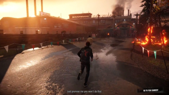 Review Infamous Second Son