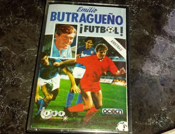 Emilio Butragueño Fútbol -