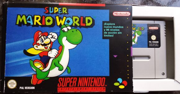 Super Mario World - Repro