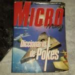 Diccionario de Pokes de Micromanía