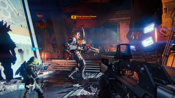 Review Destiny Xbox One