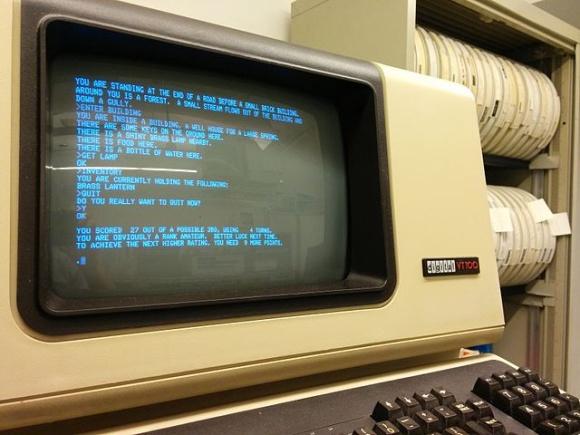 terminal VT100 de PDP